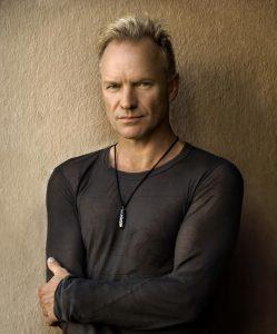 Sting se presentará en mayo en Hard Rock Punta Cana