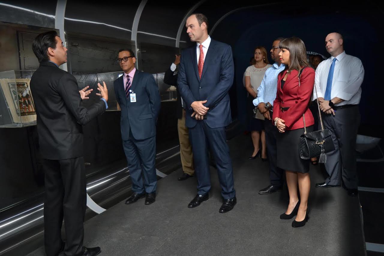 Indotel plantea convertir CCT en entidad más moderna del Caribe