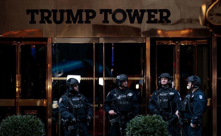 Seguridad Torre Trump le costará a NY más de US$37 millones