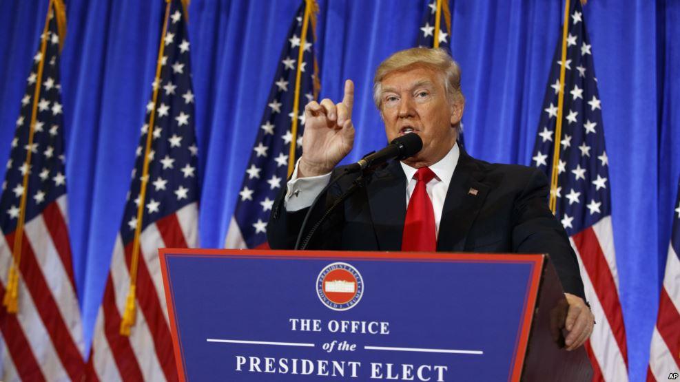 EEUU:  Donald Trump insiste en que México debe pagar construcción de muro