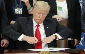 Trump ordena contratar 15.000 nuevos agentes y acelerar deportaciones