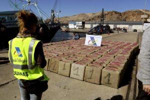 ESPAÑA: Ocupan 78 kg de cocaína oculta en carga de fruta desde Rep. Dominicana