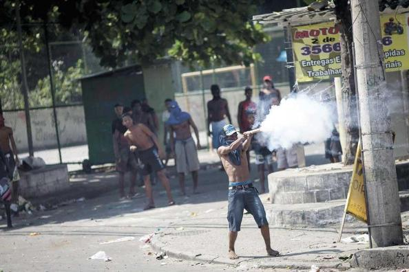 BRASIL: 121 muertos ha dejado ola de violencia tras una huelga de policías