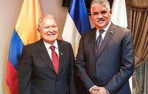 El Salvador reconoce presidente RD por gestión al frente de CELAC
