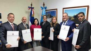 GUATEMALA: Embajada RD reconoce diputados ante el PARLACEN