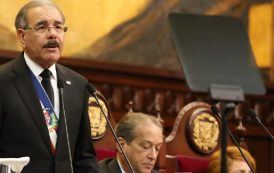 Medina pide Congreso aprobación leyes contra la corrupción y lavado activos