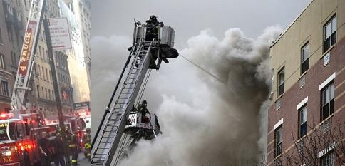 Una dominicana muere calcinada durante incendio en El Bronx