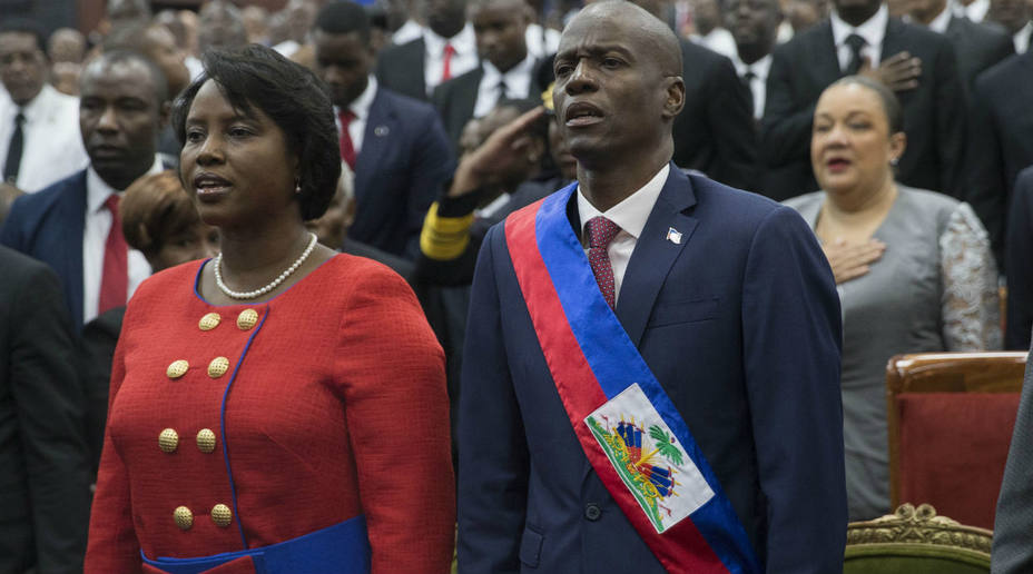 Comunidad internacional celebra toma de posesión del presidente haitiano