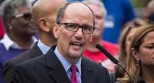 Partido Demócrata EU elige dominicano Tom Pérez como su nuevo presidente