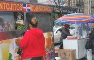 Departamento Salud calificará vendedores ambulantes Nueva York