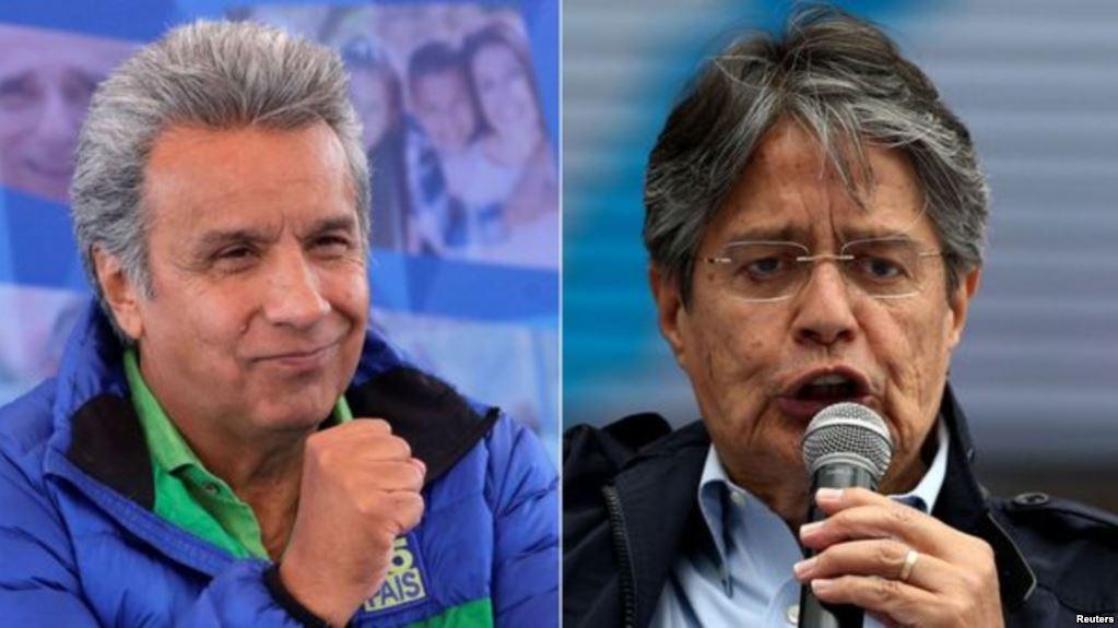 ECUADOR: Candidatos cierran campañas a la presidencia
