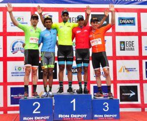 Norlandys Taveras domina la Vuelta Independencia