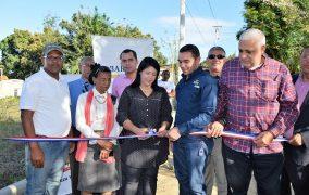 COTUI: Alcaldía y Barrick entregan obras