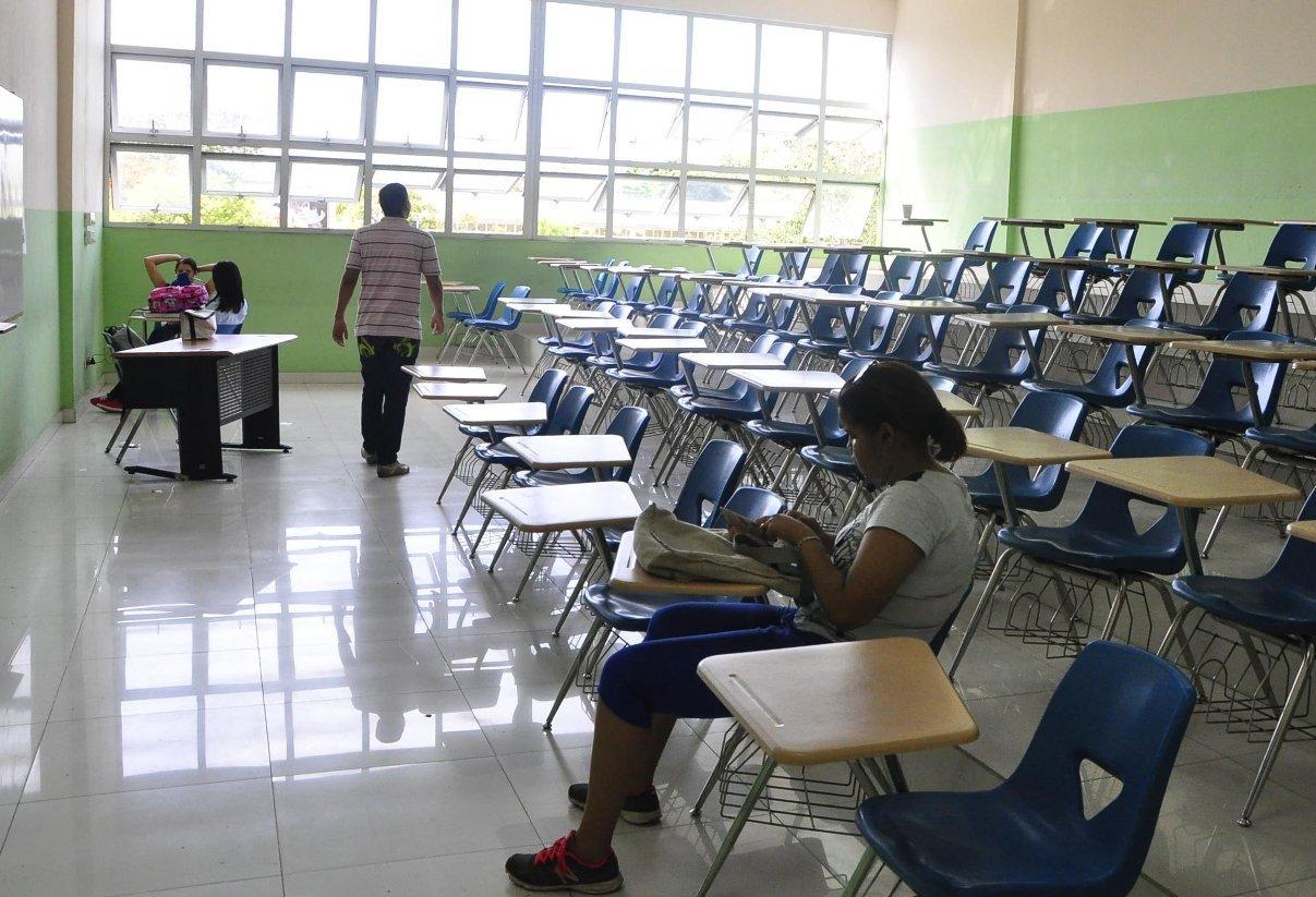 Profesores UASD mantienen paralizada la docencia por aumento de salarios