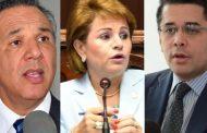 Peralta, Collado y hermana de Danilo entre los que más subieron patrimonio