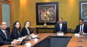 Misión del FMI destaca fortaleza del sistema financiero de la R. Dominicana