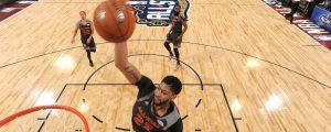 JE NBA: Davis suma 52, Oeste gana 192-182 al Este