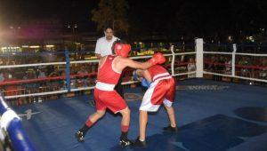 Celebran cartelera boxeo Juegos Mancomunidad