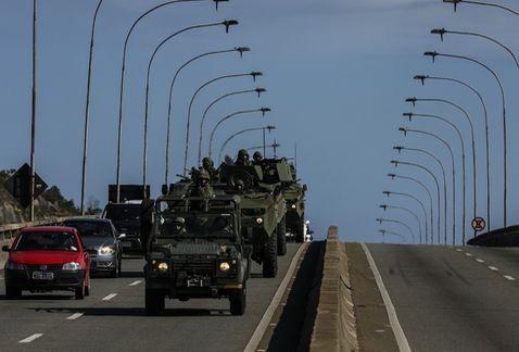 BRASIL: Disturbios tras huelga policial dejan 106 muertos