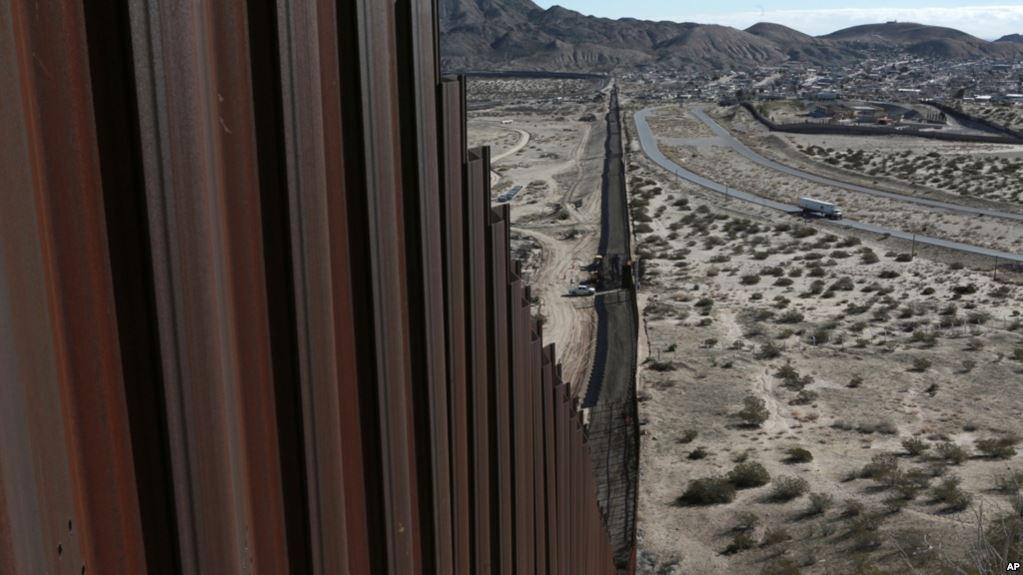 Trump negociará el muro con México