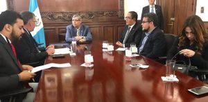 PARLACEN y sectores de Guatemala apoyan propuesta revisión DR-CAFTA