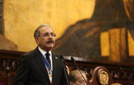 Texto y video discurso del Presidente Medina este 27 febrero 2017