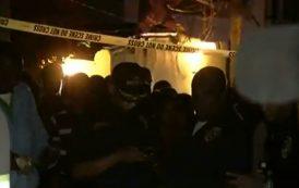 SDE: Atracadores motorizados asesinan vendedor de víveres en sector Mendoza