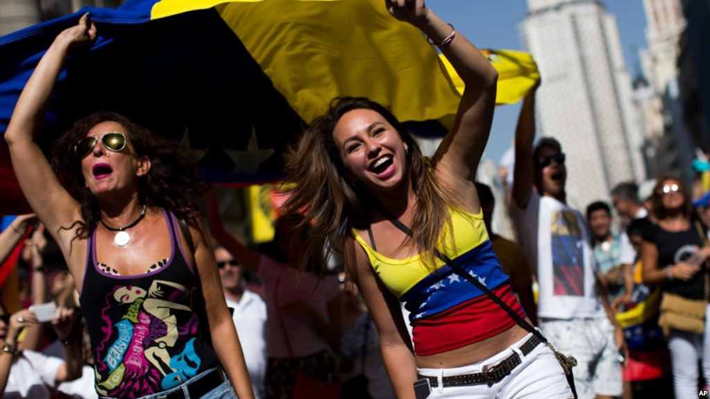 Venezuela lidera peticiones de asilo en EE.UU.