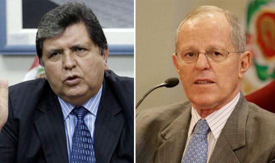 PERU: Procuraduría pide investigar a Alan García y a Kuczynski en caso Odebrecht