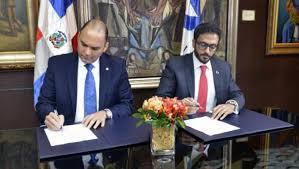 Aduanas de Dubai y RD firman acuerdo para reforma y modernización