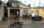 Cientos de desplazados y 148 viviendas afectadas por las lluvias R.Dominicana