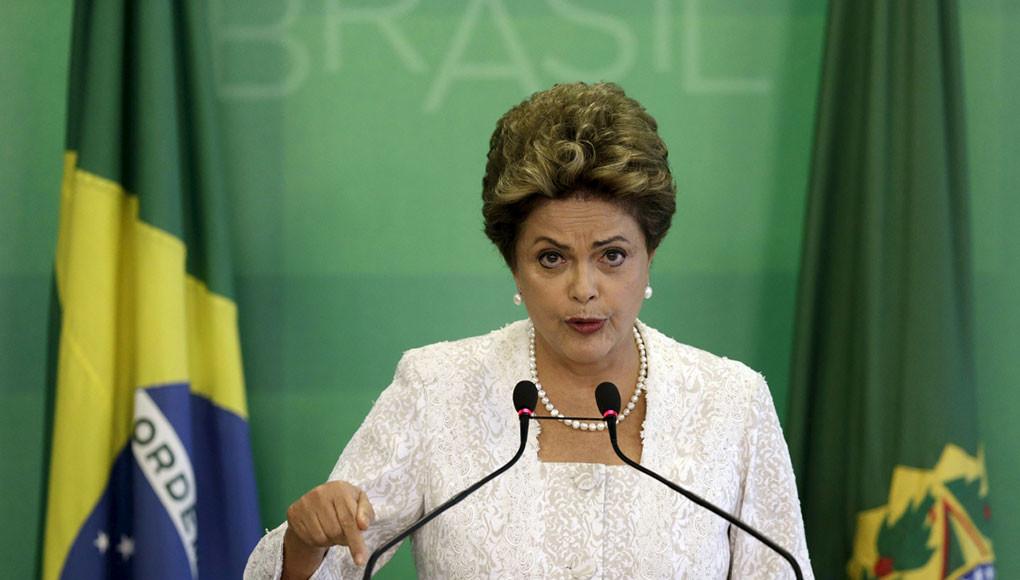 BRASIL: Dilma niega haber negociado dinero para su campaña con Odebrecht