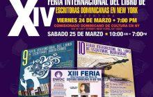 Inicia este viernes XIV Feria del Libro de Escritoras Dominicanas