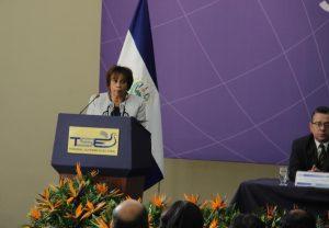 EL SALVADOR: Miembro JCE resalta uso de tecnología en elecciones