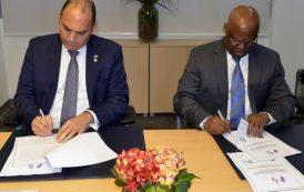 R.D. y Haití firman acuerdo de intercambio informes aduaneros