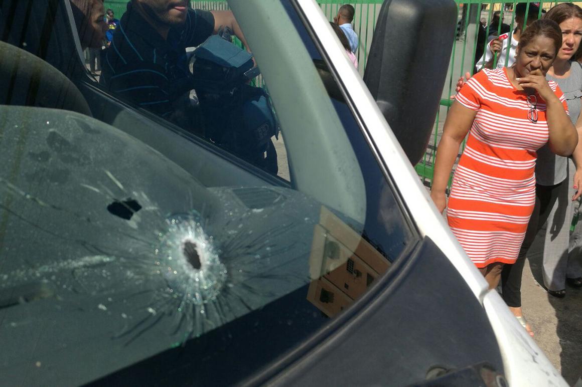 La violencia ha cobrado 103 vidas en lo que va de este mes en R. Dominicana