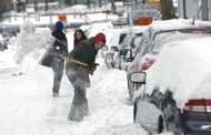 Nevada semiparaliza Nueva York; acumulación será menor esperada