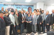 Seccional PRM-NY celebra su aniversario con llamado político