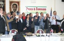 "Senadora estatal NY juramenta directivos ""Prensa & Comunidad"""