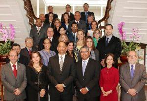 PANAMA: Superintendente Bancos de la RD preside reunión regional CCSBS