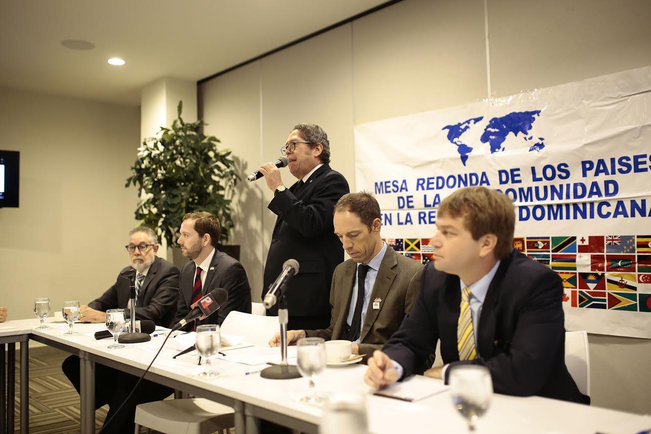 Países Mancomunidad se colocan como tercer socio comercial de RD