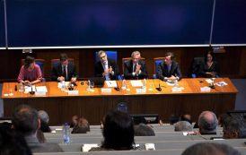 ESPAÑA: Senador Galán participa en Congreso Impacto Ambiental