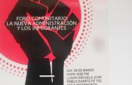 Organizaciones comunitarias harán foro de inmigración este domingo