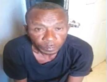 Reos intentan linchar y queman genitales a hombre violó y asesinó menor