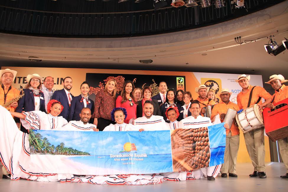 Director ITB Berlín resalta las bondades turísticas de República Dominicana