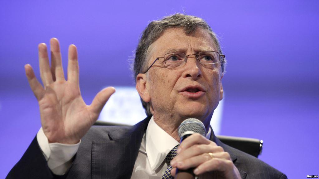 EEUU: Bill Gates se reúne con Trump para hablar de ayuda al exterior