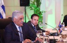Canciller RD resalta importancia acuerdo constituye Fundación UE-LAC