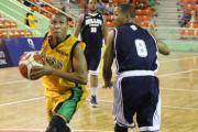 Mauricio Báez y San Carlos ganan en basket del DN