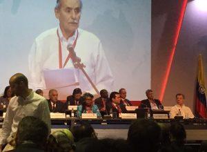 COLOMBIA: Canciller Vargas preside congreso Internacional Socialista