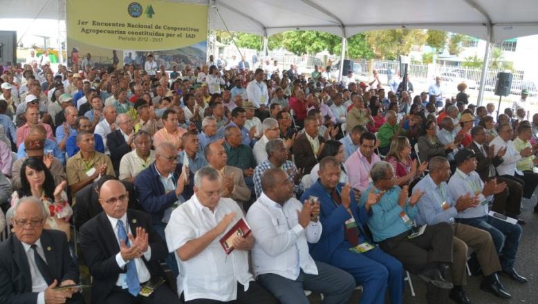 Gobierno invierte $534 millones en cooperativas agropecuarias